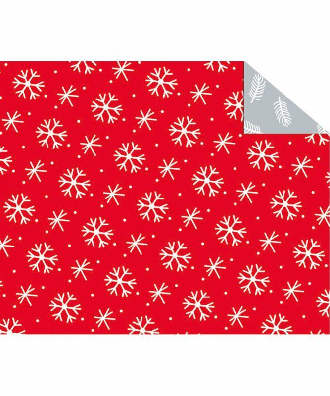 "Fotokarton ""Nordic Christmas"" 300 g/m² 49,5 x 68 cm Eiskristalle Art.-Nr.: 11262202F"