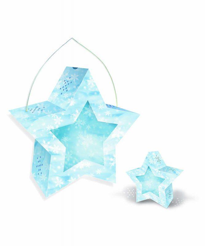 Twinkle Star 300 g/m² Schnee Art.-Nr.: 18770005
