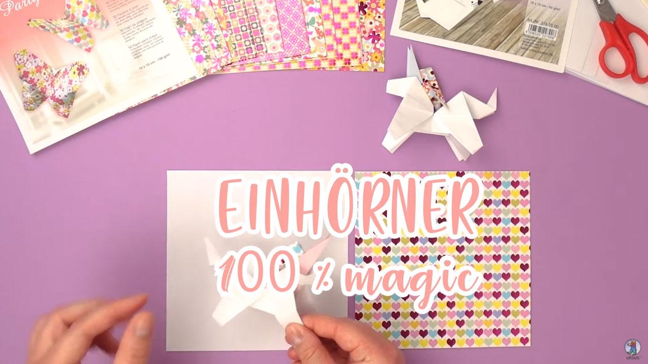 Einhörner 100% magic Video