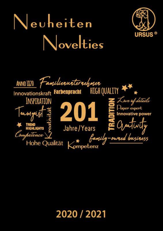Neuheiten Katalog 2020-2021