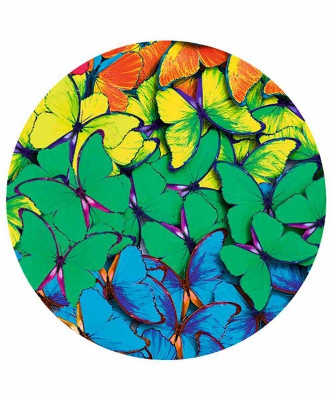 """Fotokarton """"Regenbogen"""" Schmetterling 300 g/m² Art.-Nr.: 11332204F"""