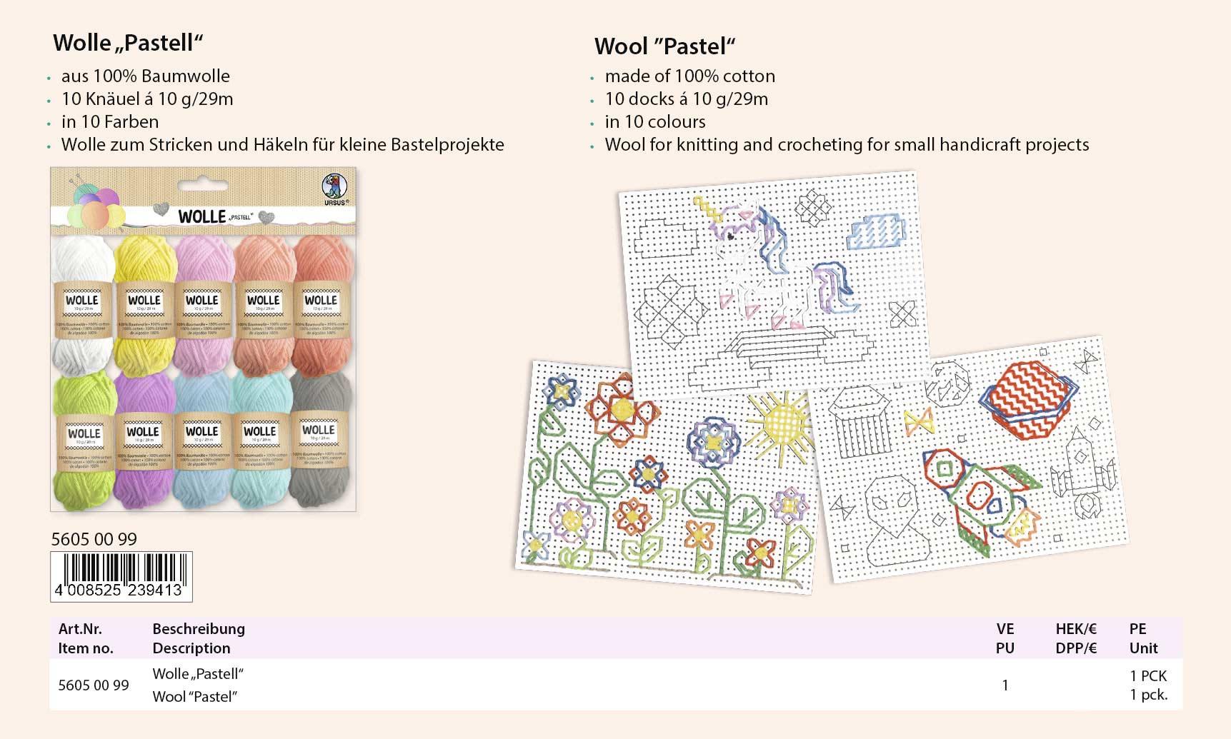 Newsletter Pastell 18