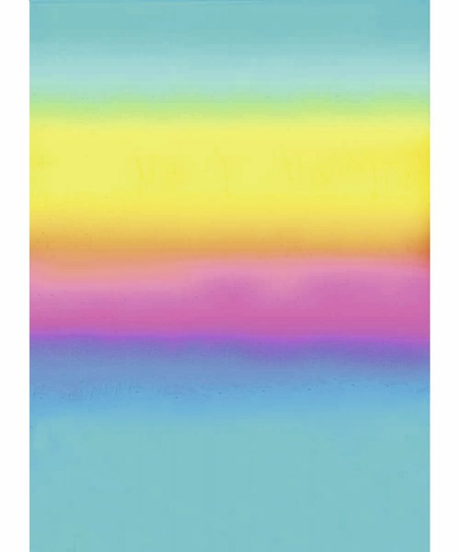 """Regenbogen Fensterfolie """"Unterwasserwelt"""" Art.-Nr.: 22270000"""
