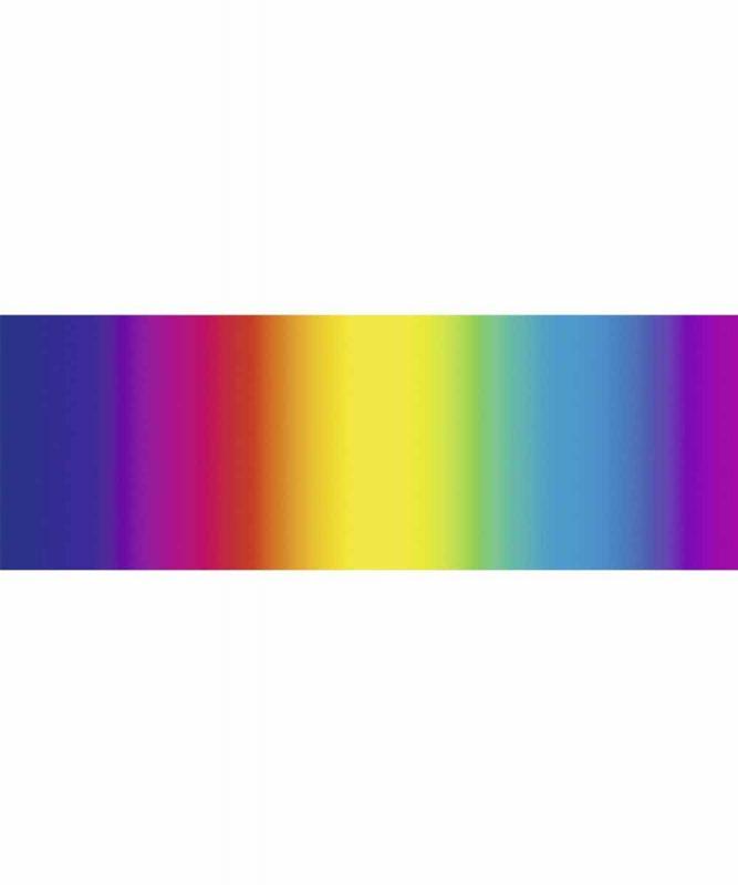 Regenbogen-Transparentpapier 30,5 x 50 cm, 10 Blatt sortiert in verschiedenen Farbkombinationen 115 g/m² Art.-Nr.: 2430000