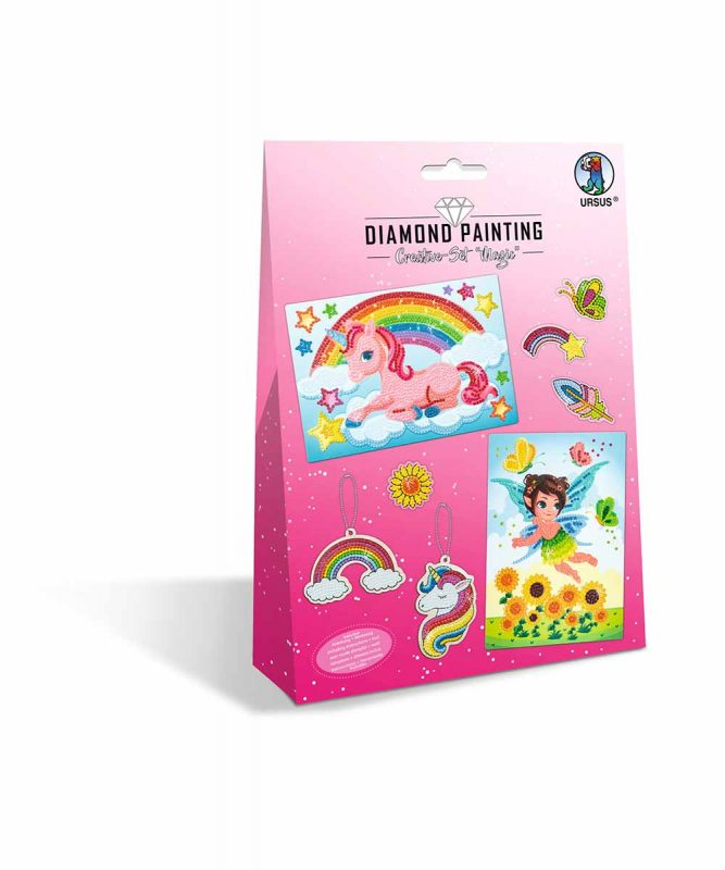 "Diamond Painting ""Creative-Set"" Magic Artikel Nr.: 43510001"