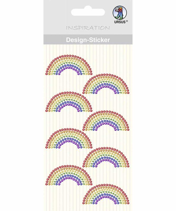 Design-Sticker Design-Sticker aus selbstklebenden Schmucksteinen Art.-Nr.: 75070035