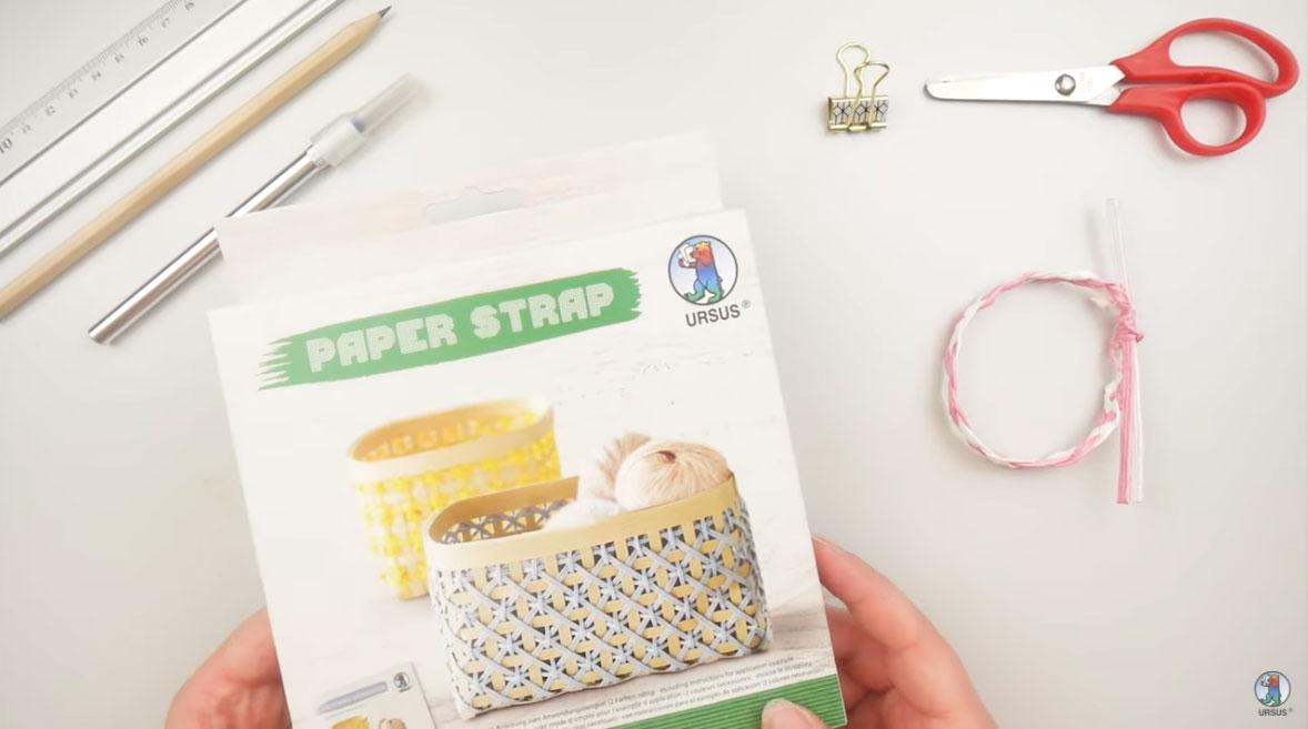 Freundschaftsarmbänder aus Kamihimo Paper Strap!
