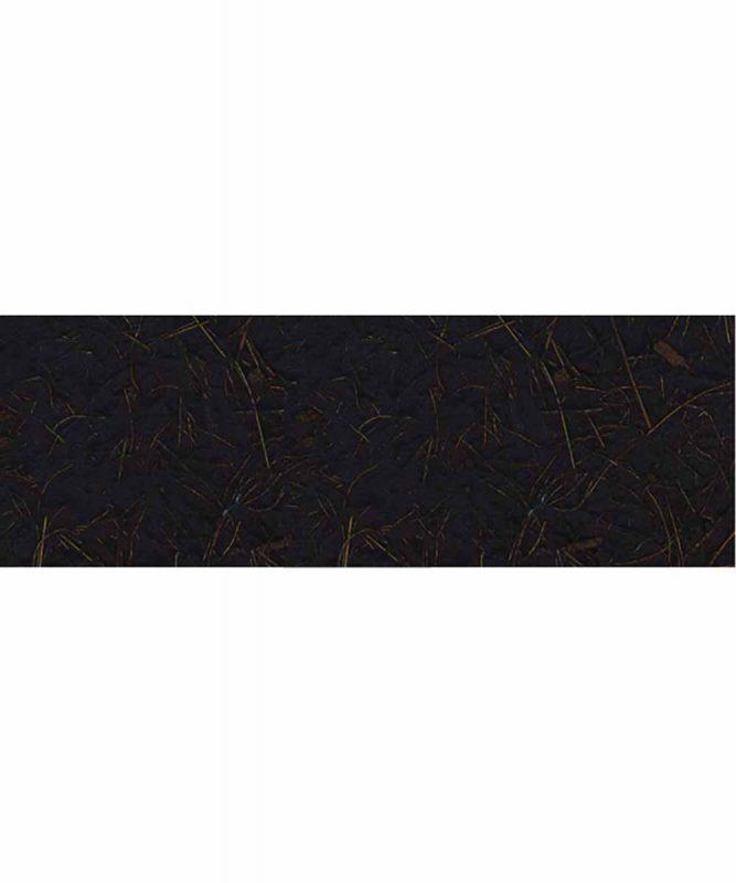 Kokospapier Handgeschöpftes Naturpapier aus Baumwolle, mit Kokosfasern, 250 g/m² 50 x 70 cm Art.-Nr.: 14212290 schwarz