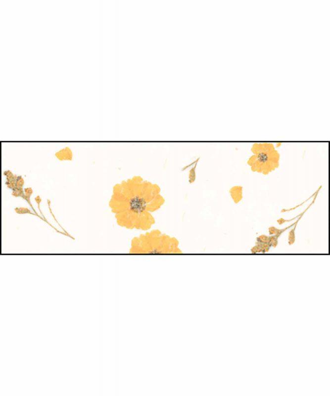 Naturpapier mit Blätter- und Blüteneinschlüssen, 35 g/m² 50 x 70 cm Art.-Nr.: 14572201 Mary