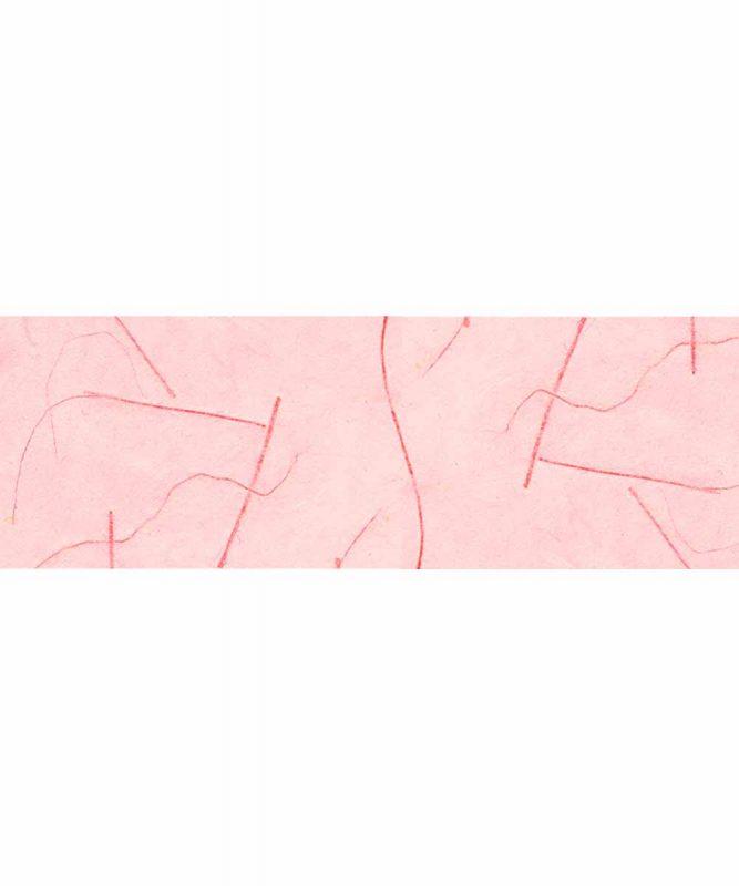 Mikado Handgeschöpftes Naturpapier, mit Fasern vom Bananenbaum, 50 g/m² In folgenden Varianten erhältlich 50 x 70 cm Art.-Nr.: 14722226 rosa