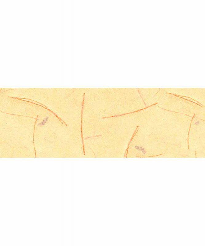 Mikado Handgeschöpftes Naturpapier, mit Fasern vom Bananenbaum, 50 g/m² In folgenden Varianten erhältlich 50 x 70 cm Art.-Nr.: 14722270 hellbraun