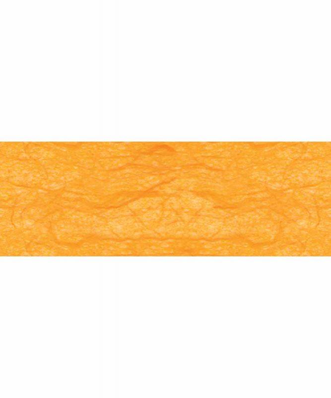 Seidenpapier mit Fasern vom Maulbeerbaum, 25 g/m² 23 x 33 cm, 5 Blatt, mit Banderole goldgelb Art.-Nr.: 60500014
