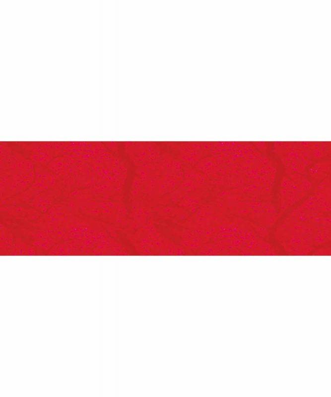 Seidenpapier mit Fasern vom Maulbeerbaum, 25 g/m² 23 x 33 cm, 5 Blatt, mit Banderole rubinrot Art.-Nr.: 60500022