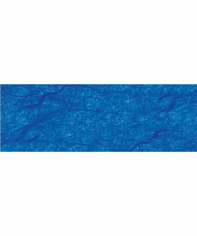 Seidenpapier mit Fasern vom Maulbeerbaum, 25 g/m² 23 x 33 cm, 5 Blatt, mit Banderole dunkelblau Art.-Nr.: 60500034