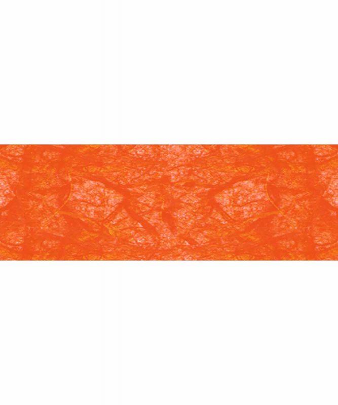 Seidenpapier mit Fasern vom Maulbeerbaum, 25 g/m² 23 x 33 cm, 5 Blatt, mit Banderole orange Art.-Nr.: 60500041