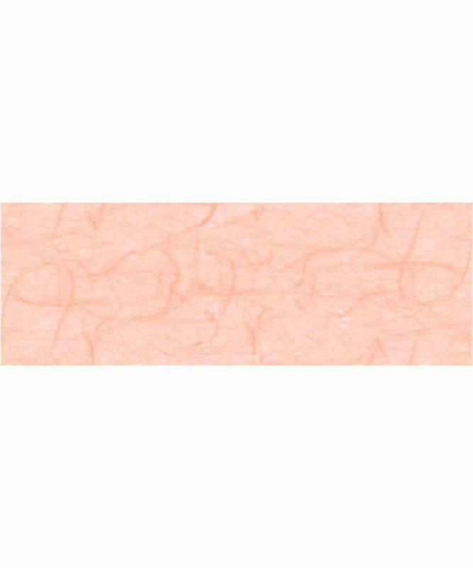 Seidenpapier mit Fasern vom Maulbeerbaum, 25 g/m² 23 x 33 cm, 5 Blatt, mit Banderole lachs Art.-Nr.: 60500046