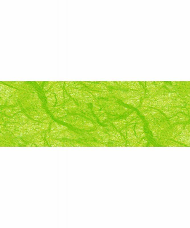 Seidenpapier mit Fasern vom Maulbeerbaum, 25 g/m² 23 x 33 cm, 5 Blatt, mit Banderole hellgrün Art.-Nr.: 60500051