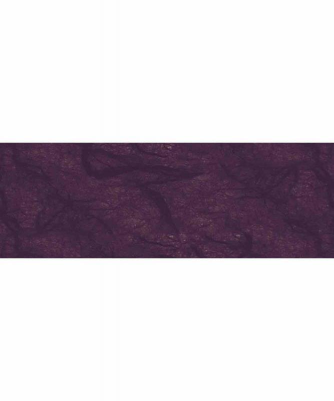 Seidenpapier mit Fasern vom Maulbeerbaum, 25 g/m² 23 x 33 cm, 5 Blatt, mit Banderole aubergine Art.-Nr.: 60500064