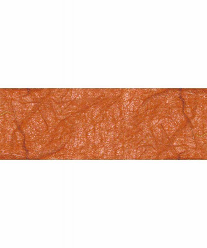 Seidenpapier mit Fasern vom Maulbeerbaum, 25 g/m² 23 x 33 cm, 5 Blatt, mit Banderole rotbraun Art.-Nr.: 60500071