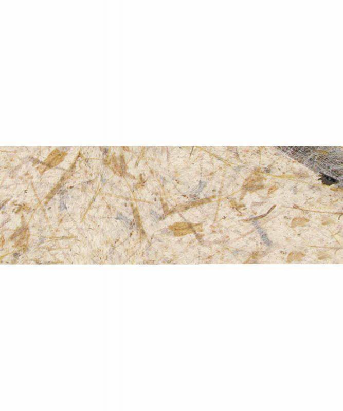 Naturpapier mit Fasern vom Bananenbaum, 35 g/m² 21 x 31 cm, 5 Blatt, mit Banderole weiß Art.-Nr.: 60510000