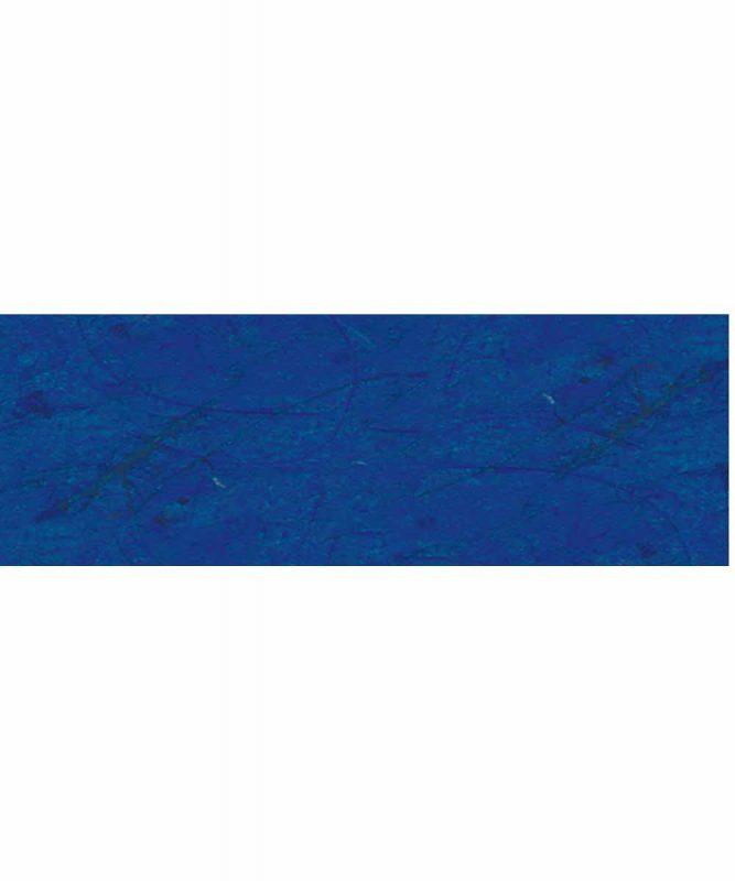 Naturpapier mit Fasern vom Bananenbaum, 35 g/m² 21 x 31 cm, 5 Blatt, mit Banderole dunkelblau Art.-Nr.: 60510034