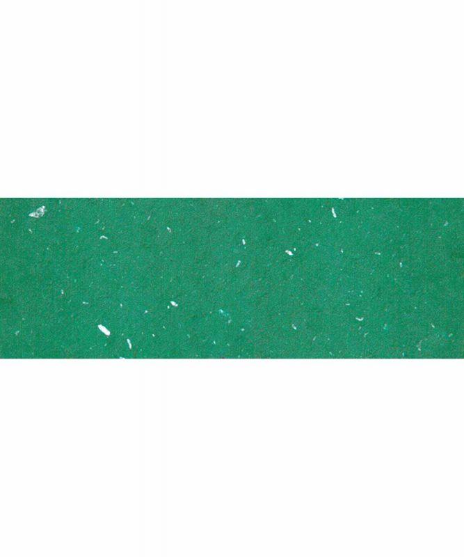 Muschelpapier Handgeschöpftes Naturpapier, mit Muschelpartikeln, 70 g/m² 23 x 33 cm, 5 Blatt, mit Banderole Art.-Nr.: 60520055 dunkelgrün