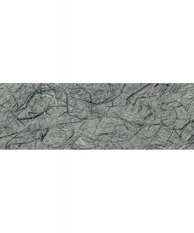 Graspapier Handgeschöpftes Naturpapier, mit Fasern vom Maulbeerbaum, 80 g/m² 23 x 33 cm, 5 Blatt, mit Banderole Art.-Nr.: 60720081 grau