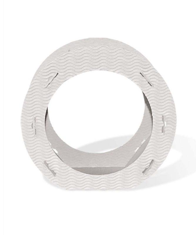 Runde Laternen aus 3D-Colorwellpappe weiß Art.-Nr.: 1350000