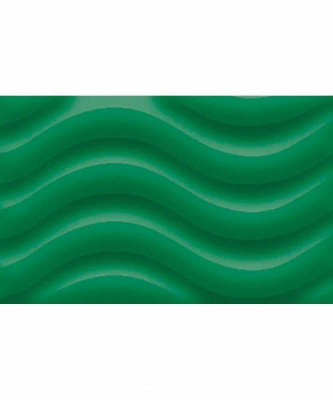 Runde Laternen aus 3D-Colorwellpappe dunkelgrün Art.-Nr.: 1350055