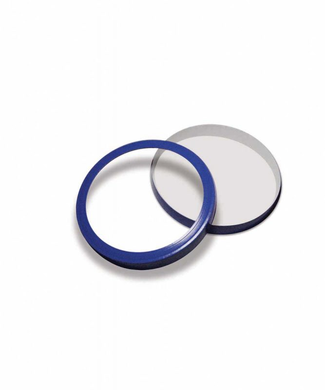 Laternendeckel und -boden dunkelblau, Ø 15,3 cm Art.-Nr.: 2000034