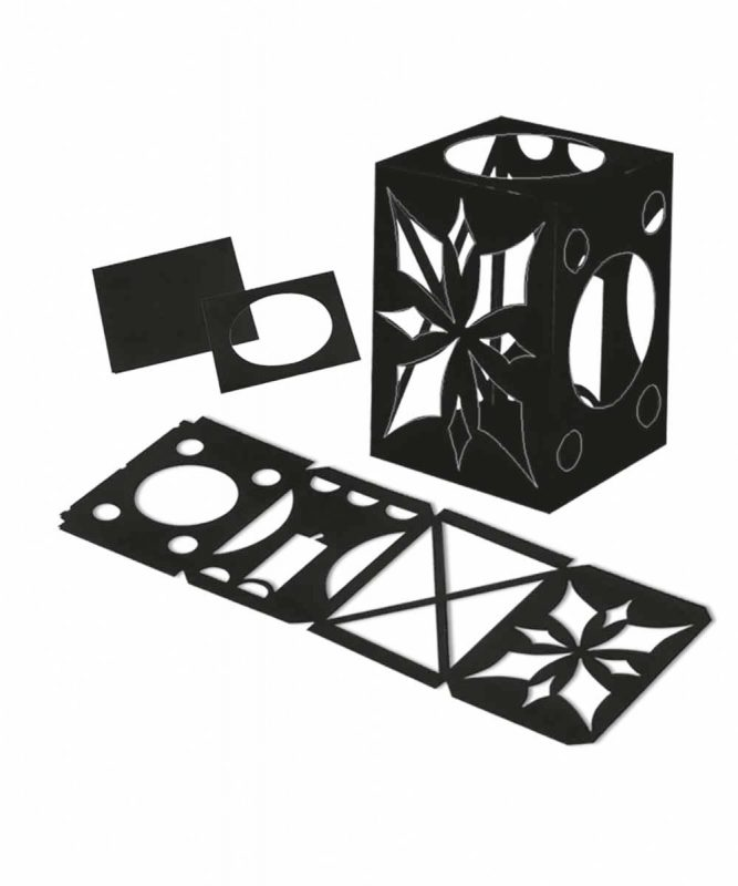Laternen-Bastelsets gelasert 25x Werkpackung Laterne 1 Art.-Nr.: 2090090