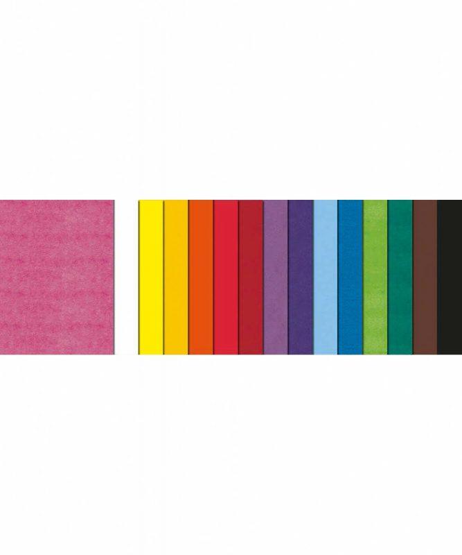 Transparentpapier   Drachenpapier sortiert in 15 Farben, Displaykarton Art.-Nr.: 2691499